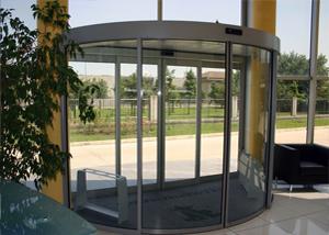 Otomatik Dairesel Kapı